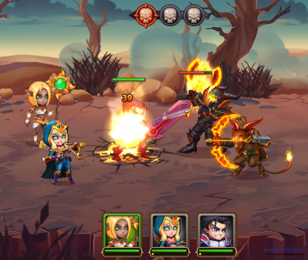 Hero Wars Review | Game Rankings & Reviews