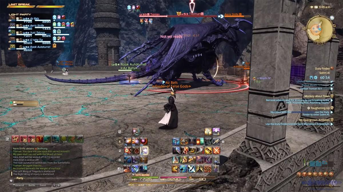 Final Fantasy XIV Online Review | Game Rankings & Reviews