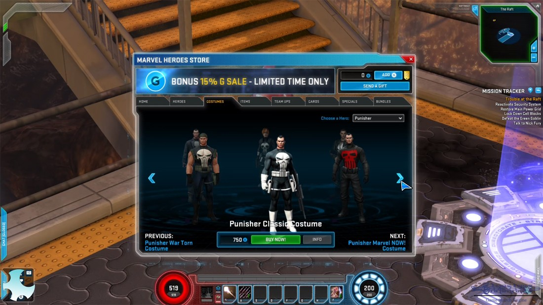 Marvel Heroes Omega Review | Game Rankings & Reviews