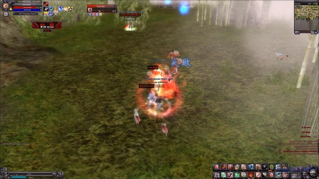 9Dragons Awaken Screenshots: