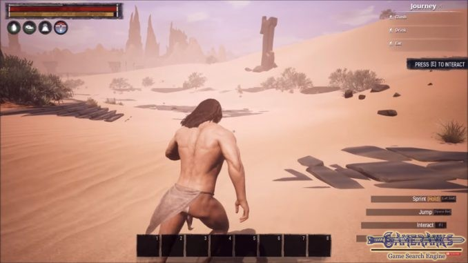 Conan Exiles Users Complaints for PVE-C Server 1516