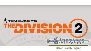 Tom Clancy's The Division 2 - logo